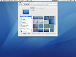 fond ecran bureau changer le fond d écran de bureau mac os x