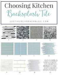 Blue Backsplash Tile by Gorgeous Beachy Kitchen With Pale Watery Blue Tile Wishbone