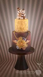 black cherry cake company wedding cakes