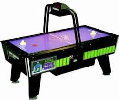 used coin operated air hockey table jr power hockey junior power hockey coin operated air hockey