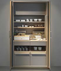 Hidden Kitchen Storage Poggenpohl Stage