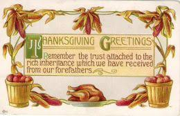 free vintage thanksgiving postcards we posts and thanksgiving