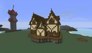 How To Build A Victorian House by Victorian House 1 Minecraft Project