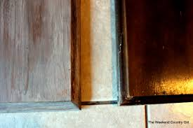 How To Color Wash Wood - remodelaholic how to achieve a restoration hardware weathered