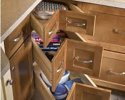 Corner Kitchen Cabinet Diy Corner Cabinet Drawers The Owner Builder Network