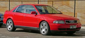 1996 audi a4 information and photos zombiedrive
