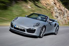 cheap porsche 911 porsche 911 turbo cabriolet first drive