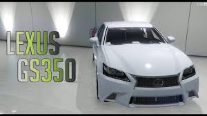 lexus gs mods gta v lexus gs 350 pc mod youtube