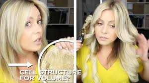 hair extensions for thinning bangs how to add extreme volume and length to thin hair instantly youtube