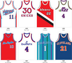 165 sweet basketball jerseys on one gorgeous poster