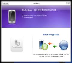 android kies samsung infuse 4g android 2 3 6 update available kies mini