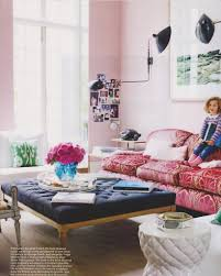 Pink Living Room by Twine Happy Valentine U0027s Day