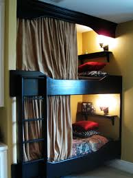 Guest Bunks Making The Best Use Of Small Spaces Bedrooms - Narrow bunk beds