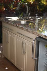 werever hdpe outdoor cabinets affordable outdoor kitchens