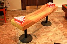 custom beer pong tables foodista custom beer pong table is a man cave must have
