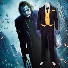Mens Joker Halloween Costume Compare Prices On Men Joker Halloween Online Shopping Buy Low