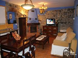 typical house layout gîte self catering for rent in villaviciosa iha 19094