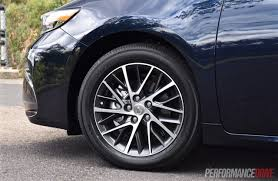 lexus wheels 17 2016 lexus es 350 sports luxury review video performancedrive
