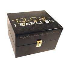 photo album set fearless box set big machine label