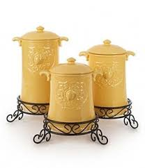 yellow kitchen canisters yellow kitchen canisters foter