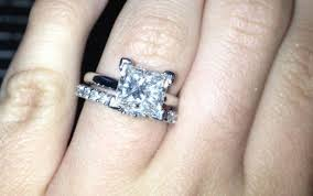2 carat solitaire engagement rings can i see your 1 5 2 ct solitaire weddingbee