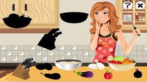 jeux pour apprendre a cuisiner actif jeu de la cuisine pour les enfants et la famille pour