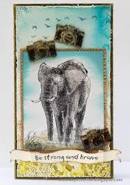 wildlife treasury cards layers of ink tutorials