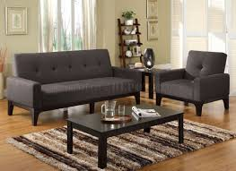 cm2450 laporte sofa bed in charcoal fabric w optional chair