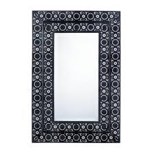 moroccan style wall mirror u2013 carafina home decor