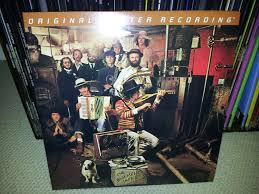 Bob Dylan Basement Tapes Vinyl by New Mofi Elvis Costello