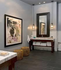 best vinyl plank flooring bathroom contemporary with artwork
