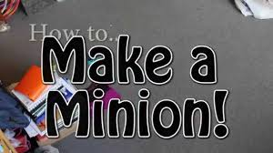 minion halloween shirt how do i make a minion costume halloween fancy dress costume from