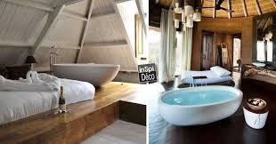 dans chambre une baignoire dans la chambre à coucher 26 exemples magnifiques