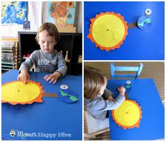montessori inspired solar system introduction mama u0027s happy hive