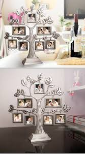 Fashion Home Decor by New Fashion Family Tree Metal Photo Frame Lovely Creative Gifts