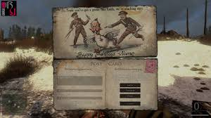 verdun players can now take part in a christmas truce gameramble