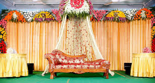 hindu wedding supplies wedding stage mandapam balloon flower decorations kerala