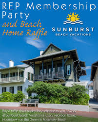 membership party u0026 beach house raffle u2013 the rep theatre u2013 seaside