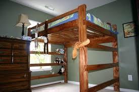 Elevated Bed Frames Elevated Bed Frame Loft Bed Frame Size Feei