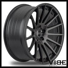 lexus rc200t uk 20 u0026 034 miro 110 black concave wheels rims fits lexus rc200t rc350