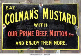 colman s mustard colmans mustard stock photos colmans mustard stock images alamy