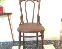 Thonet Bistro Chair Bistro Chairs Etsy