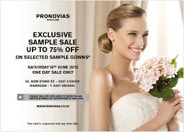 wedding dresses sale uk pronovias wedding dress sle sale