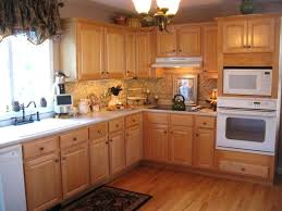 kitchen color ideas with light wood cabinets kitchen color ideas wood cabinets elabrazo info