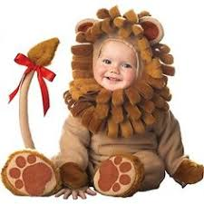 Halloween Costumes Boy Toddler Lion King Cute Cuddly Soft Toddler Fancy Dress Costume
