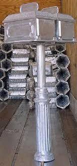 ornamental aluminum a 1327 essex mailbox post
