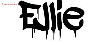 graffiti name designs ellie free lettering free name designs