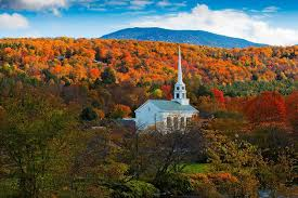 5 scenic places fall foliage east coast
