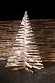 wooden christmas tree rotating christmas sticks church stage design ideas