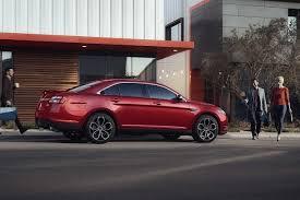 2017 ford taurus sedan optimal driving performance ford com